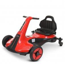Дриф-карт электрический для детей от 3х лет Bambi Racer M 4558-3 красный
