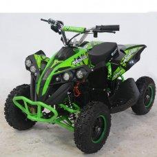 Детский электрический квадроцикл Profi (1000W) HB-EATV1000Q-5ST зеленый