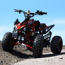 Квадроцикл для подростков (скорость до 30 км/час) PROFI HB-EATV1000Q2-2(MP3) красный