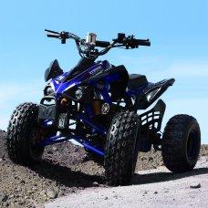 Квадроцикл для подростков (скорость до 30 км/час) PROFI HB-EATV1000Q2-4(MP3) синий