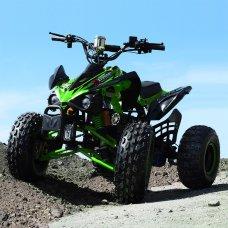 Квадроцикл для подростков (скорость до 30 км/час) PROFI HB-EATV1000Q2-5(MP3) зеленый