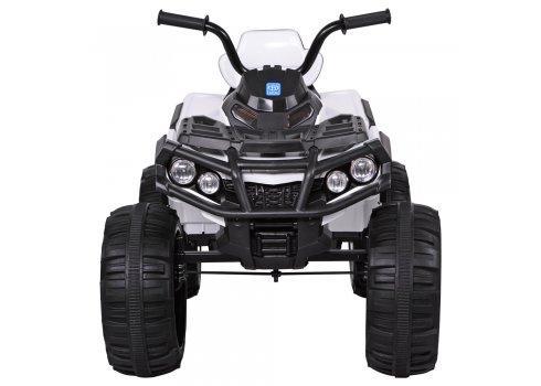 Детский квадроцикл на мягких EVA колесах, M 3156EBLR-1 белый