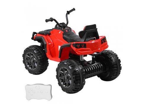 Детский квадроцикл на мягких EVA колесах, M 3156EBLR-3 красный