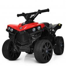 Детский квадроцикл на аккумуляторе Bambi M 3638EL-3 красный