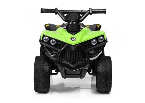 Детский квадроцикл на аккумуляторе Bambi M 3638EL-5 зеленый