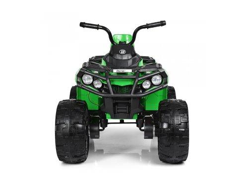 Детский полноприводный квадроцикл на аккумуляторе Bambi M 3999EBLR-5 зеленый