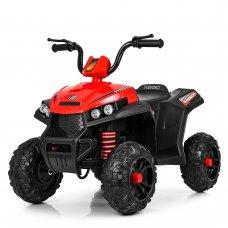 Детский электрический квадроцикл с мотором 40W Bambi M 4131E-3 красный