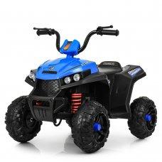 Детский электрический квадроцикл с мотором 40W Bambi M 4131E-4 синий
