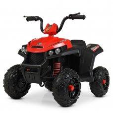 Детский квадроцикл на аккумуляторе M 4131EL-3 красный