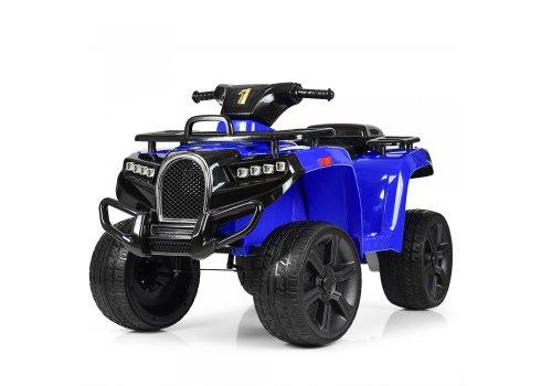 Детский квадроцикл на аккумуляторе ZP5138E-4 синий