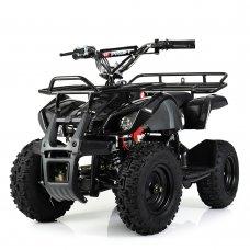 Детский квадроцикл на аккумуляторе, скорость 20 км/час, PROFI HB-EATV800N-19 V3 карбон