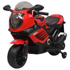 Мотоцикл детский на аккумуляторе BAMBI M 3578EL-3 красный