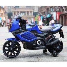 Мотоцикл детский на аккумуляторе BAMBI M 3578EL-4 синий