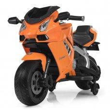 Детский мотоцикл Lamborghini, M 3637 EL-7 оранжевый