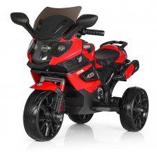 Детский трехколесный мотоцикл M 3986EL-3 красный
