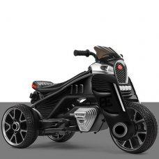 Детский трехколесный электромотоцикл M 4113EL-2 черный
