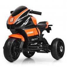 Детский трехколесный мотоцикл Yamaha Bambi M 4135EL-7 оранжевый