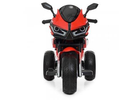 Детский трехколесный электромотоцикл Bambi M 4265EL-3 красный