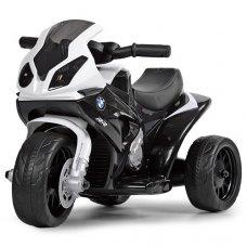 Детский электрический трехколесный мотоцикл BMW S1000 RR, JT5188L-2