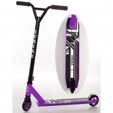 Самокат трюковый iTrike SR 2-036-8-V фиолетовый