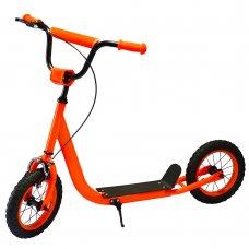 Самокат на надувных колесах iTrike, SR 2-046-OR оранжевый