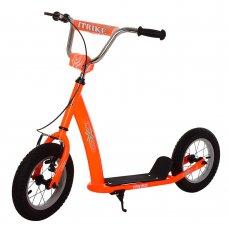 Детский подростковый самокат iTrike SR 2-047-OR оранжевый