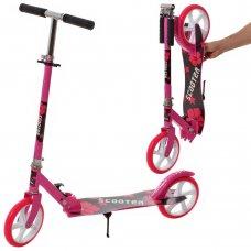 Двухколесный самокат для детей SR 2-050-1-P розовый
