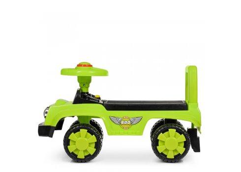 Детская каталка-толокар Bambi Q11-1-5 зеленый