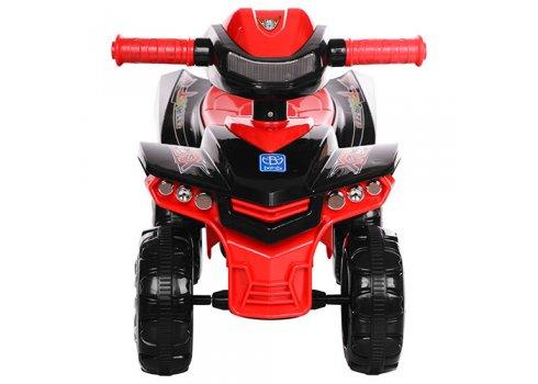 Детская каталка-толокар Квадроцикл Bambi  M 3502-2-3 черно-красный