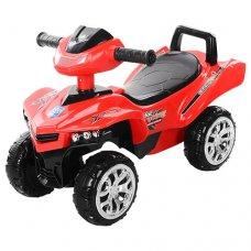 Детская каталка-толокар Квадроцикл Bambi M 3502-3 красный