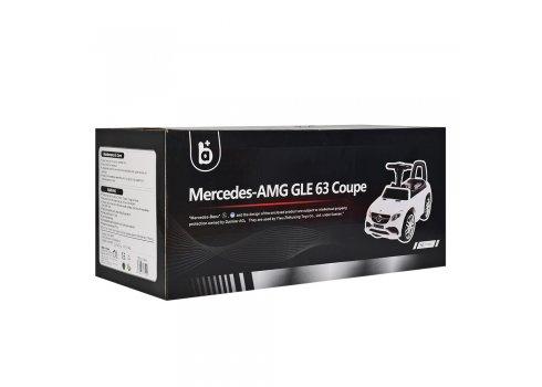Толокар-каталка Mercedes с магнитолой, M 3818-3 красный