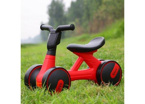 Детский беговел - толокар Bambi Mini Мотоцикл M 4086-3 красный УЦЕНКА!