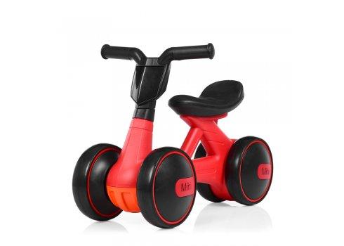 Детский беговел - толокар Bambi Mini Мотоцикл M 4086-3 красный УЦЕНКА