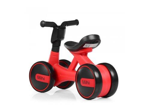 Детский беговел - толокар Bambi Mini Мотоцикл M 4086-3 красный