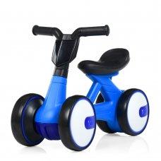 Детский беговел - толокар Bambi Mini Мотоцикл M 4086-4 синий УЦЕНКА