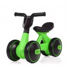 Детский беговел - толокар Bambi Mini Мотоцикл M 4086-5 зеленый