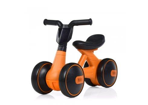 Детский беговел - толокар Bambi Mini Мотоцикл M 4086-7 оранжевый