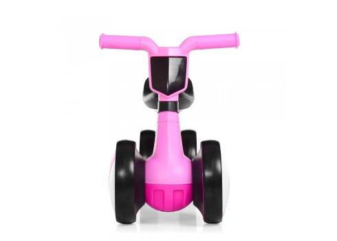 Детский беговел - толокар Bambi Mini Мотоцикл M 4086-8 розовый