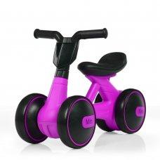 Детский беговел - толокар Bambi Mini Мотоцикл M 4086-9 фиолетовый