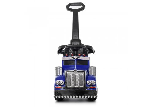 Детский толокар-электромобиль Грузовик BAMBI M 4110R-4 Синий