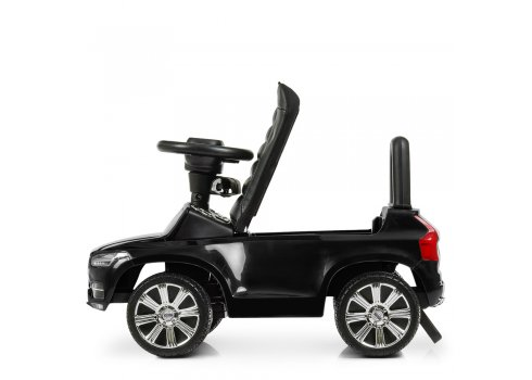 Детский толокар-каталка Volvo XC90 Bambi M 4114EL-2 черный