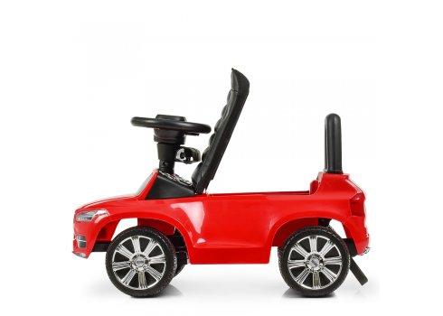 Детский толокар-каталка Volvo XC90 Bambi M 4114EL-3 красный