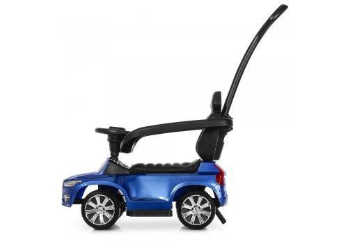 Детский толокар-каталка Volvo XC90 Bambi M 4114ELS-4 синий покраска