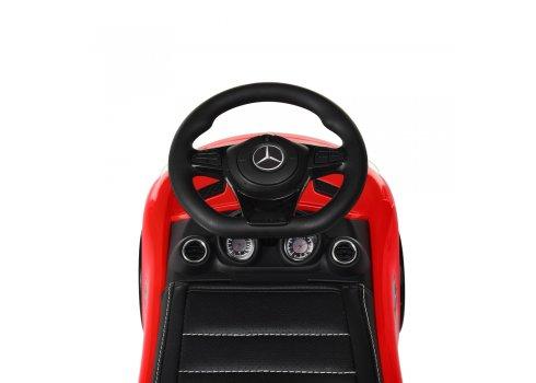 Детская каталка-толокар Mercedes Bambi M 4159L-3 красный
