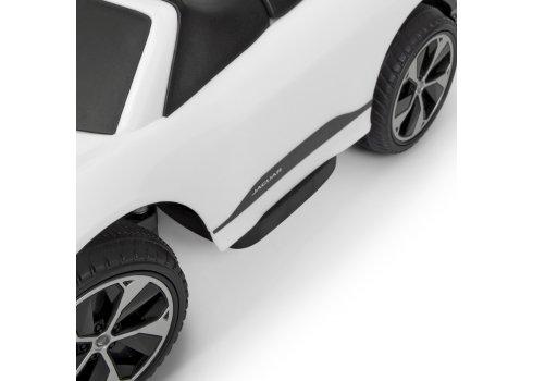 Толокар с мотором в стиле Jaguar Bambi M 4461-1 белый