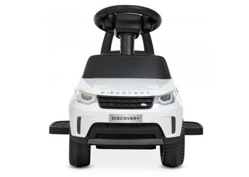 Детский толокар электромобиль Range Rover Bambi M 4462-1 белый