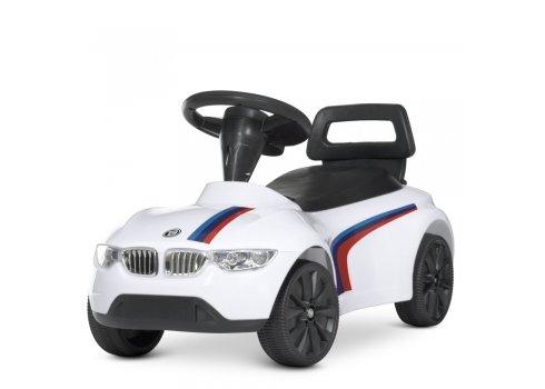 Каталка-толокар в стиле BMW Bambi Racer M 4580-1 белый