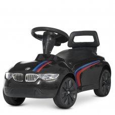 Каталка-толокар в стиле BMW Bambi Racer M 4580-2 черный