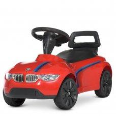 Каталка-толокар в стиле BMW Bambi Racer M 4580-3 красный