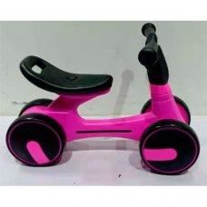 Детский беговел-толокар PROF1 KIDS Mini мотоцикл М 5449-4 малиновый